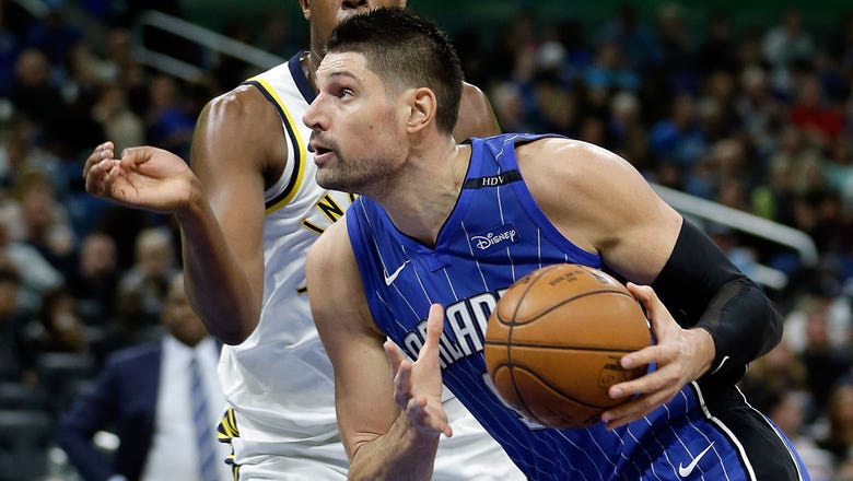 Gordon and Vucevic double-double in Magic's 5th straight loss