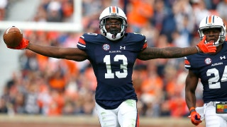 Colin reveals why the No. 6 Auburn Tigers will upset the No. 1 Alabama Crimson Tide in the Iron Bowl
