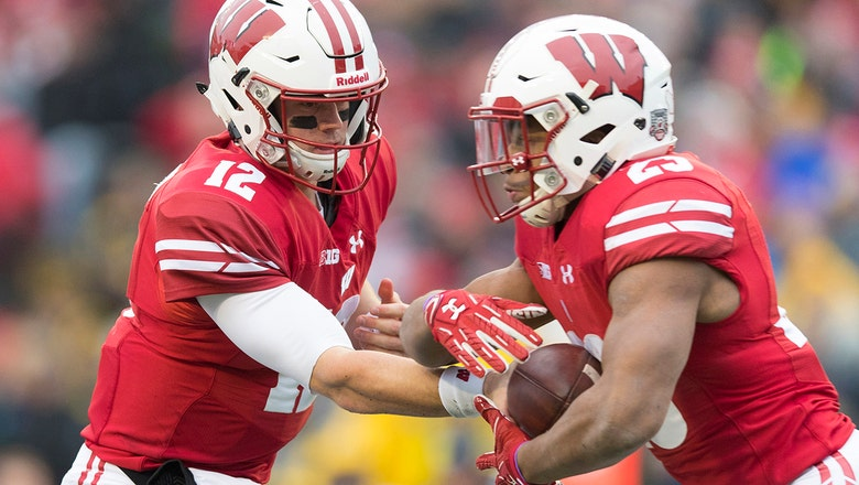 Badgers still No. 5 in latest College Football Playoff rankings