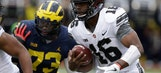 J.T. Barrett cuts through Michigan defense as Ohio State strikes back with a vengeance