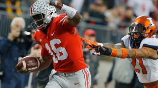 J.T. Barrett has milestone game as No. 9 Ohio State dismantles Illinois