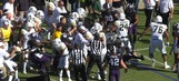 Mike Pereira and Dean Blandino discuss the melee between TCU and Baylor