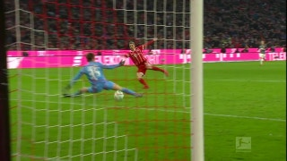 Bayern Munich vs. FC Augsburg | 2017-18 Bundesliga Highlights