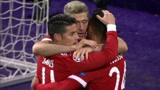Anderlecht vs. Bayern Munich | 2017-18 UEFA Champions League Highlights