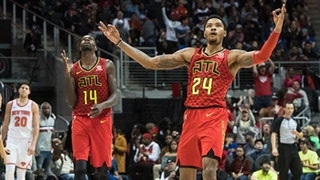Hawks LIVE To Go: Balanced Hawks effort downs Knicks