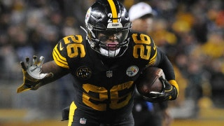 Colin on Le'Veon Bell's overturned TD: 'Just play the games — I don't need all this technology!'