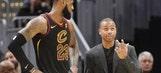 Stephen Jackson reacts to LeBron James leading the Cavs to a 9-game win streak without Isaiah Thomas