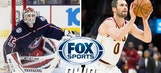Channel information for Blue Jackets and Cavs on Saturday December 2