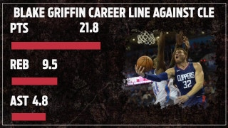 Clippers need big game from Blake Griffin vs. Lebron James, Cavaliers