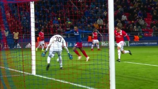 CSKA Moscow vs. Benfica | 2017-18 UEFA Champions League Highlights