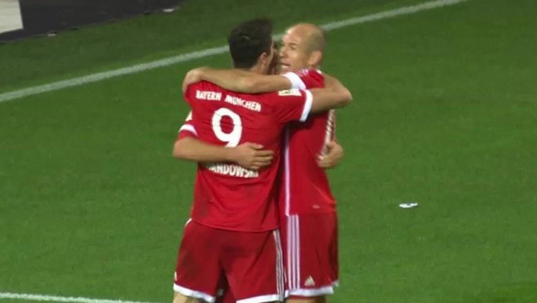 See the full highlights from Bayern Munich's win over Dortmund | 2017-18 Bundesliga Highlights