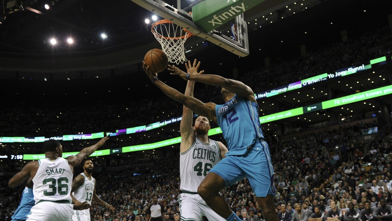 Hornets LIVE To GO:  Hornets blow fourth quarter lead for second straight game