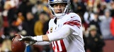 Cris Carter reacts to the benching of New York Giants longtime quarterback Eli Manning