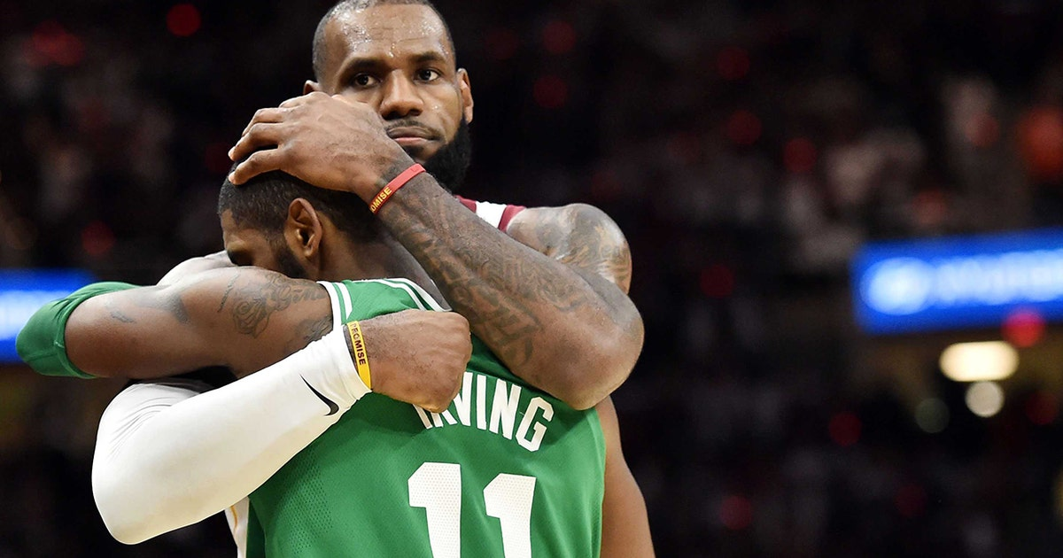 Earl Watson reveals why Kyrie Irving was so crucial to LeBron's success in Cleveland