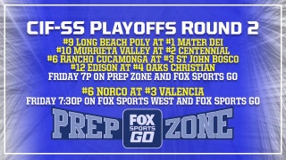 CIF-SS HSFB Playoffs Round 2 Preview
