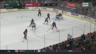HIGHLIGHTS: Nino Niederreiter scores on the power play