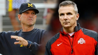 Will Ohio State continue their dominance over Michigan? The Fox College Football crew discusses.