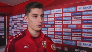 18-year-old Kai Havertz on high school exams, the Bundesliga youth movement and Bayer Leverkusen's new coach
