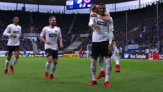 TSG Hoffenheim vs. Frankfurt | 2017-18 Bundesliga Highlights