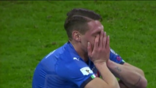 Italy eliminated from World Cup for first time since 1958 | World Cup Qualifying Highlights