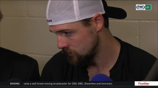 Jamie Benn: 'We didn't help ourselves out at all tonight'