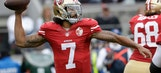 Shannon Sharpe discusses Colin Kaepernick's potential meeting with the NFL