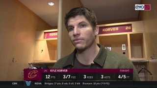 Sharpshooter Kyle Korver praises LeBron James' 3-point shot