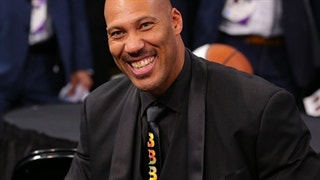 Colin to Magic, Lakers: You knew what you were getting with LaVar Ball