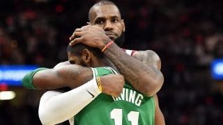 Chris Broussard: LeBronzo will never happen if Kyrie's Celtics beat the Cavs in the Eastern Conference Finals