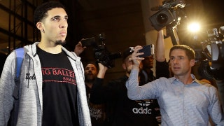 Shannon illuminates why LiAngelo Ball and the UCLA players who shoplifted in China should be punished