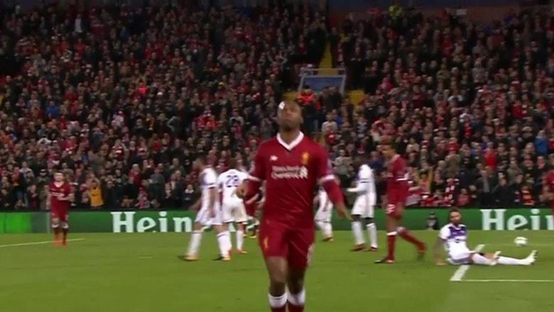 Liverpool vs. NK Maribor | 2017-18 UEFA Champions League Highlights