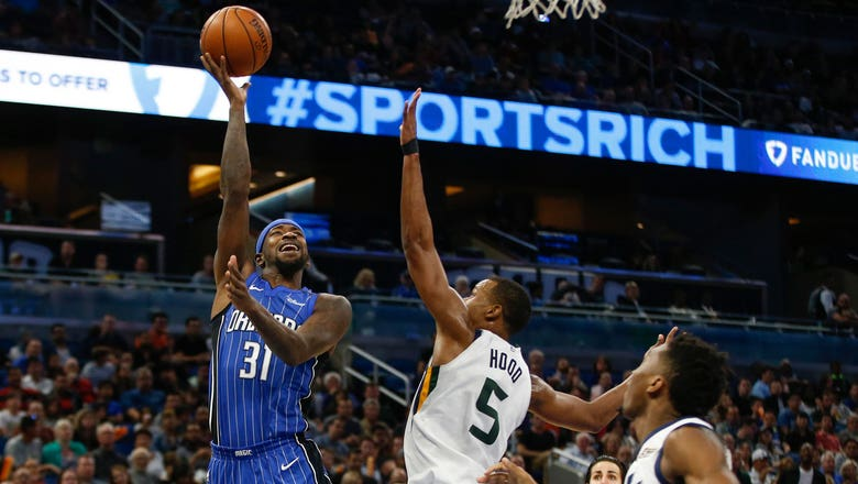 Magic thrashed by visiting Jazz as losing streak runs to 4 straight