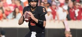 Mason Rudolph and the No. 15 Oklahoma State Cowboys outlast the No. 21 Iowa State Cyclones 49-42