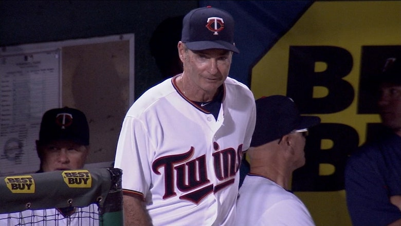 Minnesota Twins' Paul Molitor is Ken Rosenthal's choice for AL Manager of the Year