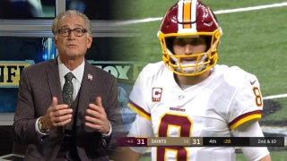 Mike Pereira details the 10-second runoff rule and why the Redskins were penalized against the Saints