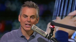 Colin Cowherd reacts to the Houston Astros winning the 2017 World Series