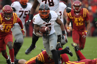 Oklahoma State rallies past Iowa State in high-scoring battle