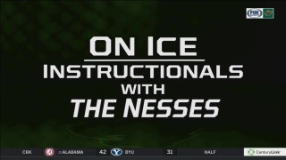 On-Ice Instructional: Heel to heel turn