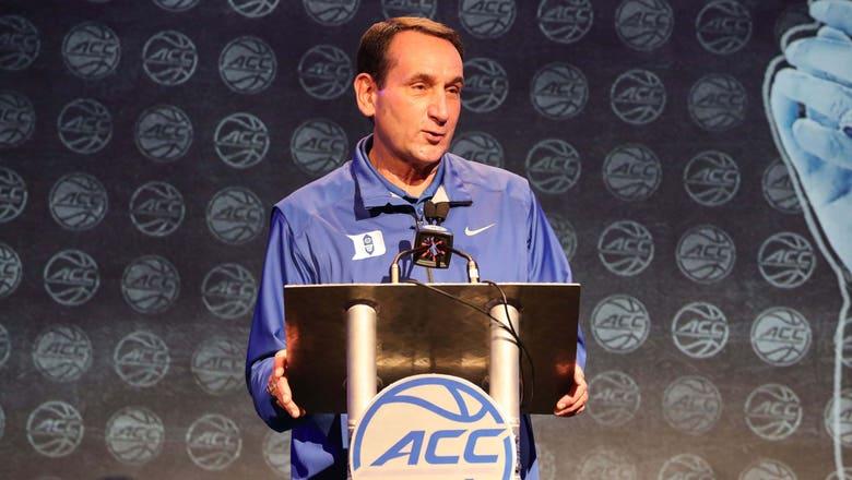 Duke ranked No. 1 in preseason men's hoops top 25