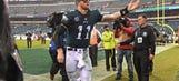 Eagles, Pats remain atop AP power rankings