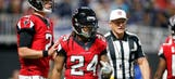 Falcons RB Freeman clears concussion protocol
