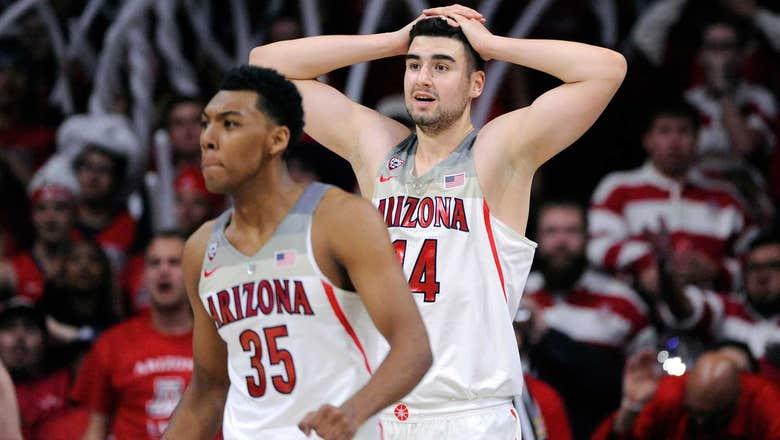 Arizona checks in at No. 3 in AP preseason basketball poll