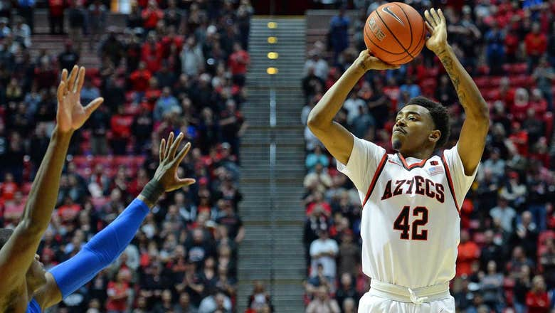 Aztecs cruise to 83-52 victory over McNeese State
