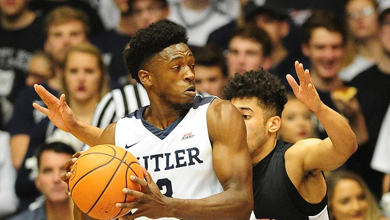 Butler fights off Princeton in 85-75 win