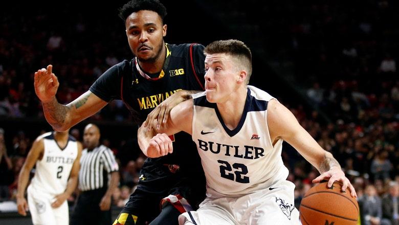 Bulldogs fall 79-65 to Maryland, first loss under Jordan