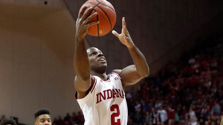 Injury-bitten Hoosiers to be tested by Seton Hall