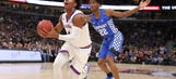 Kansas hangs on for 65-61 victory over Kentucky