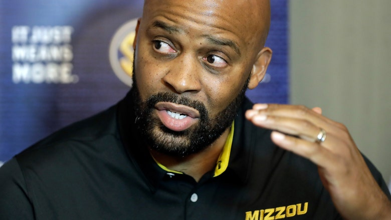 Martin hopes rejuvenated Tigers can support healing at Mizzou