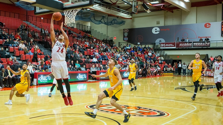 Cold-shooting SIUE falls to Valparaiso 94-69
