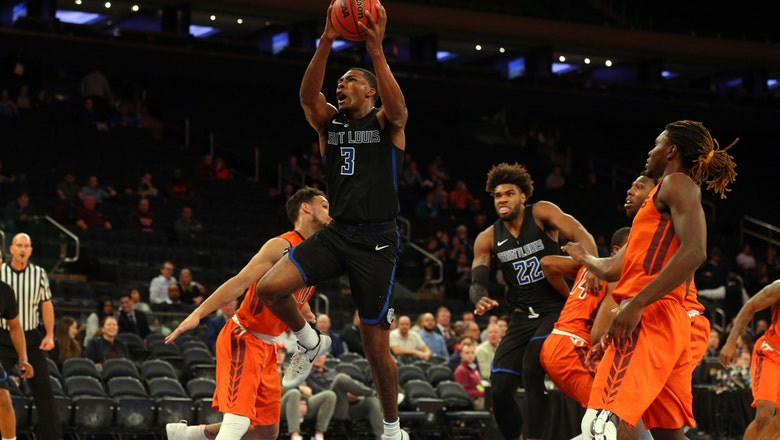 Billikens improve to 3-0 with 77-71 win over Virginia Tech